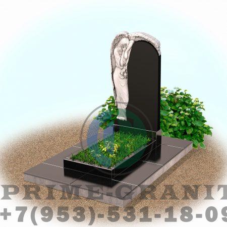 фото памятник плачущий ангел