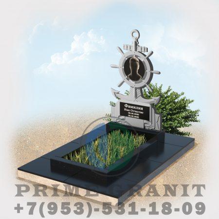 фото Памятник моряку на могилу